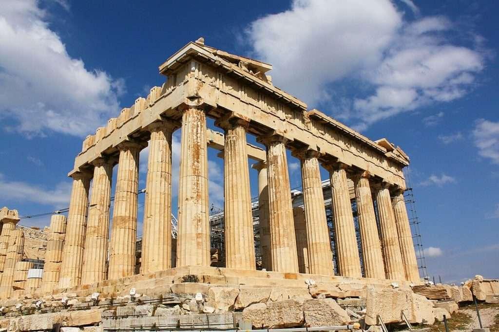 Vedere Atene Partenone