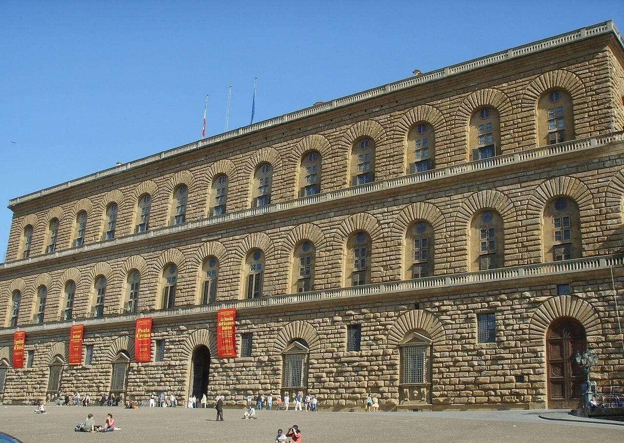 Cosa vedere a Firenze - Palazzo Pitti