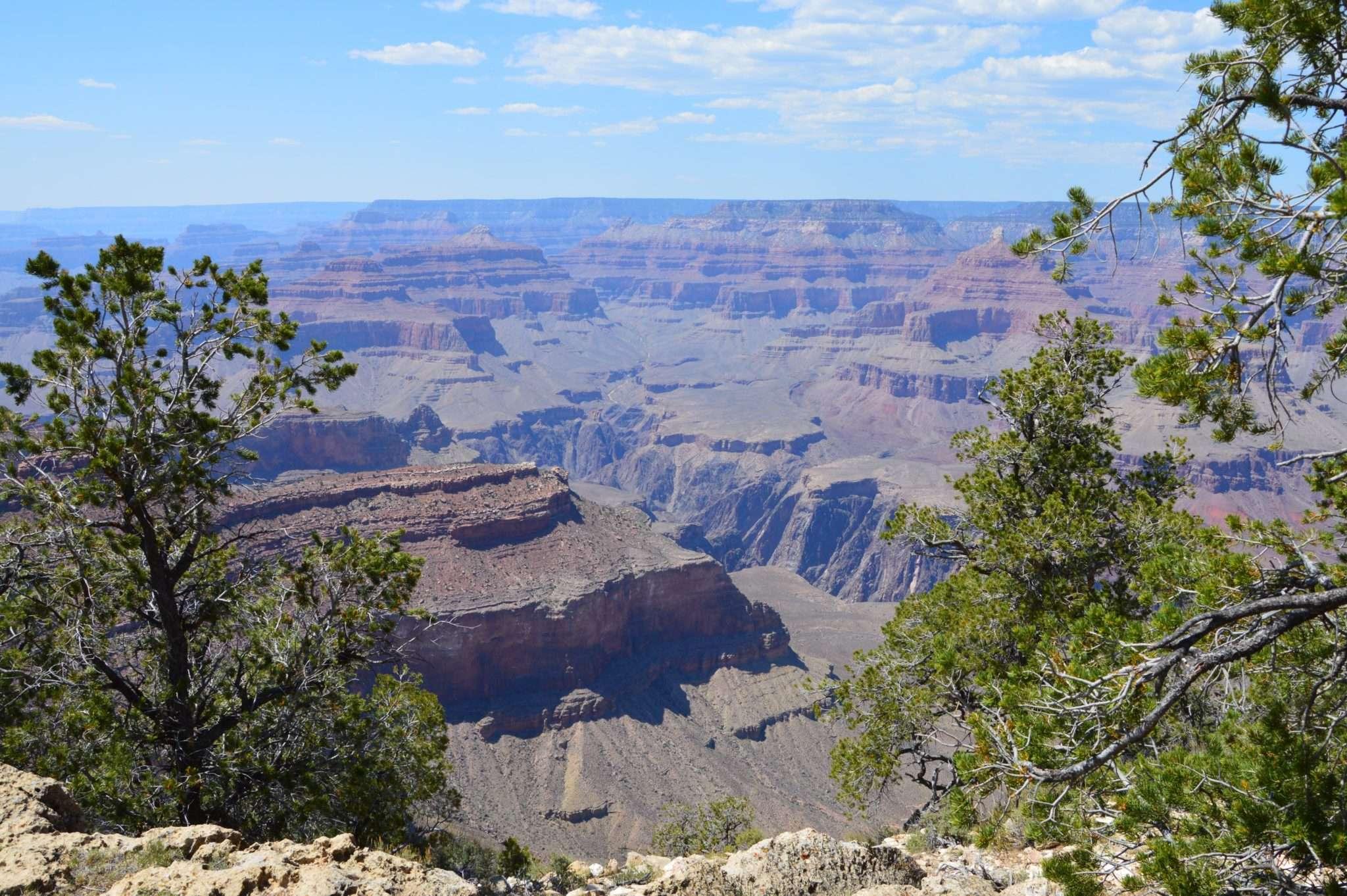 Grand Canyon - parchi degli Stati Uniti