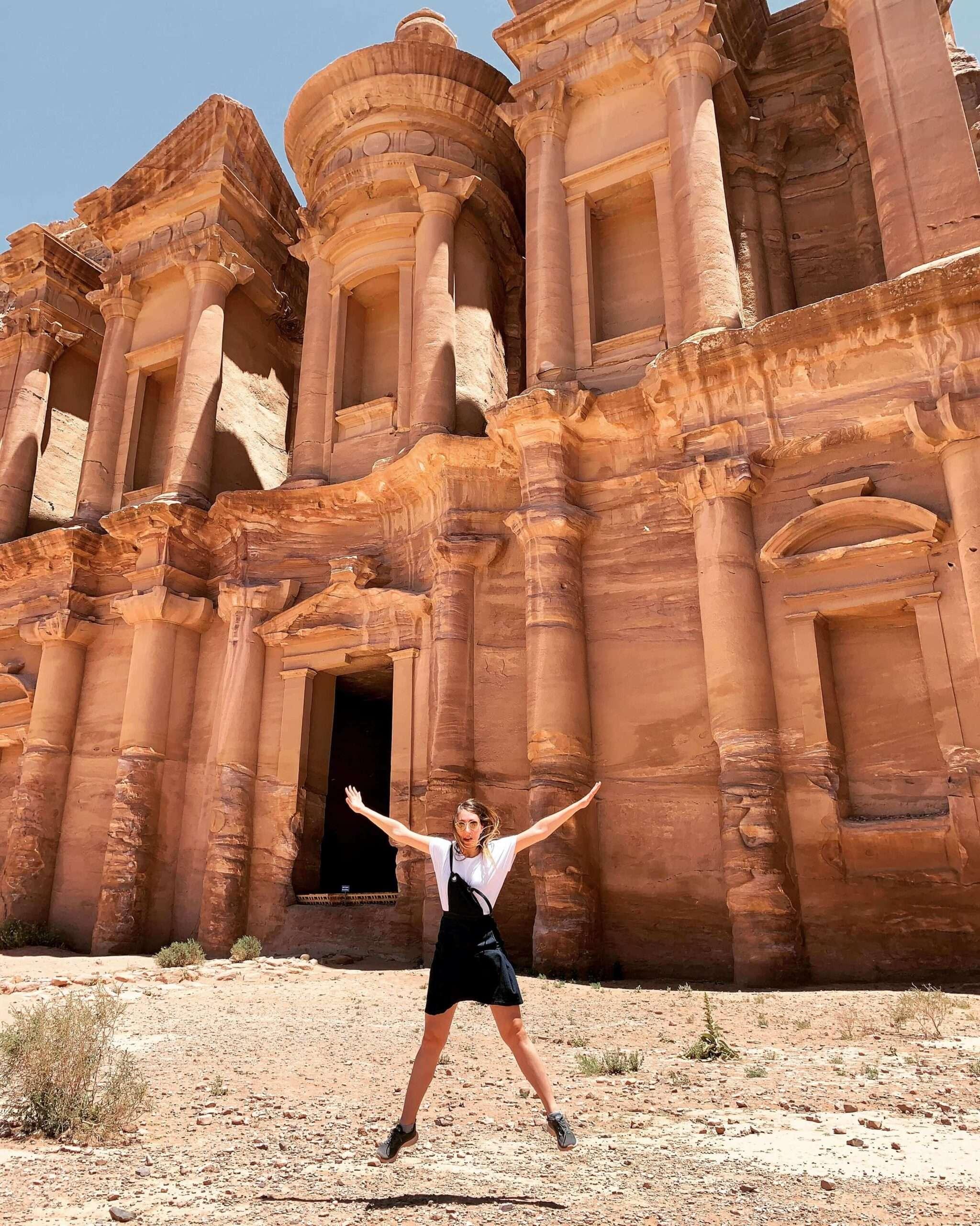 Vedere Petra in un giorno