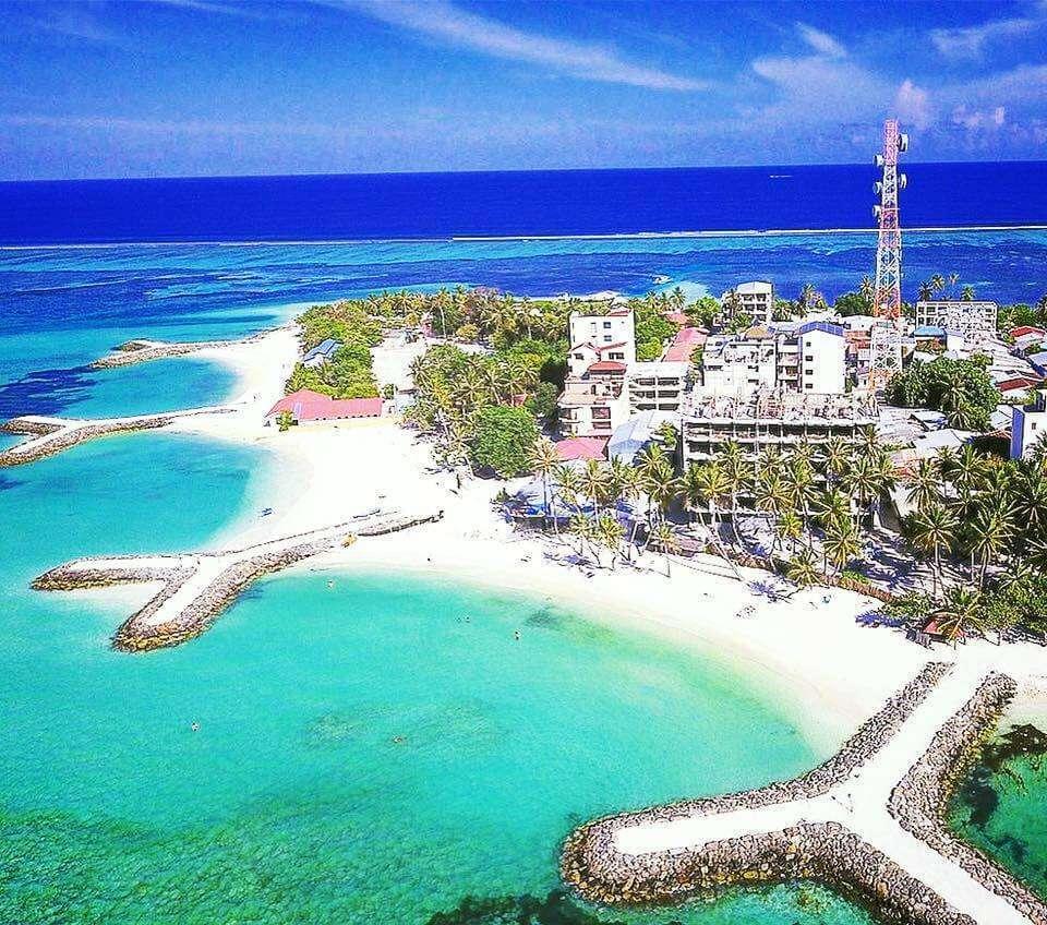 Maafushi, Maldive