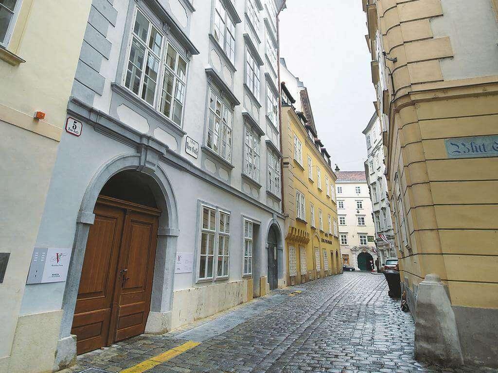 Mozarthaus - Mozart