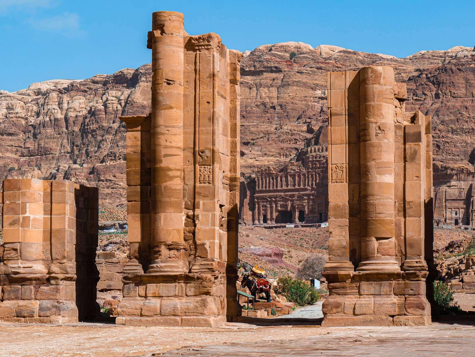 Viaggio in Giordania-vedere Petra