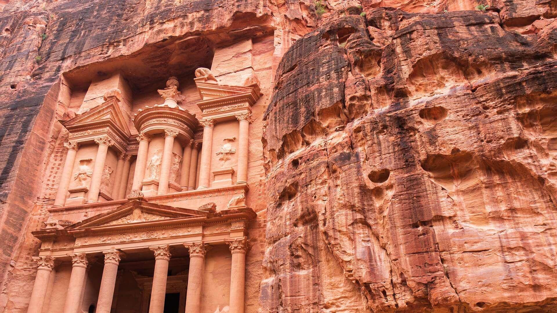 Viaggio in Giordania-Petra