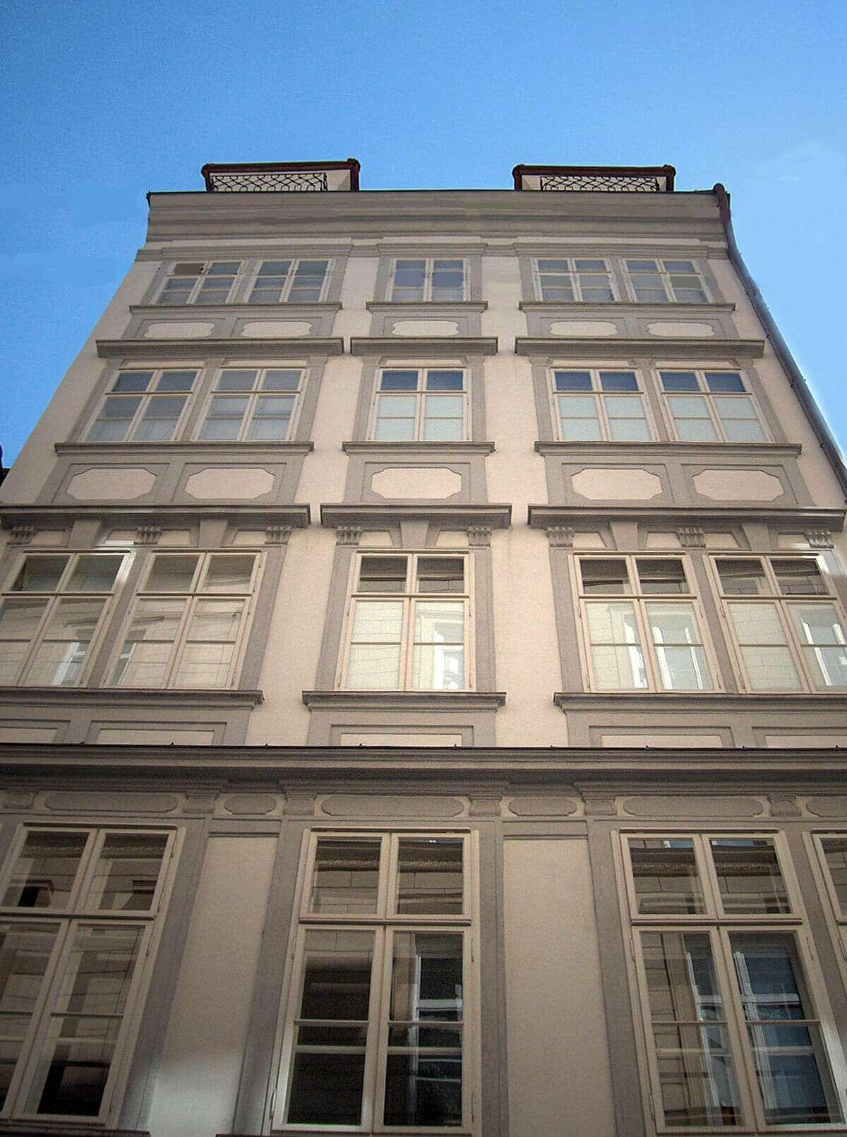 Wien-Mozarthouse