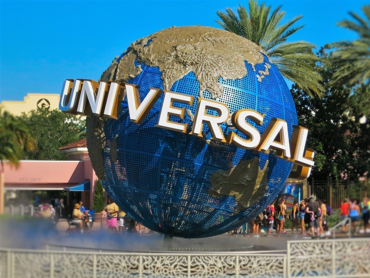 California On The Road - Universal Studio