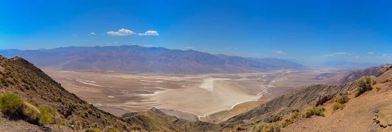 Death Valley - Parchi degli stati uniti