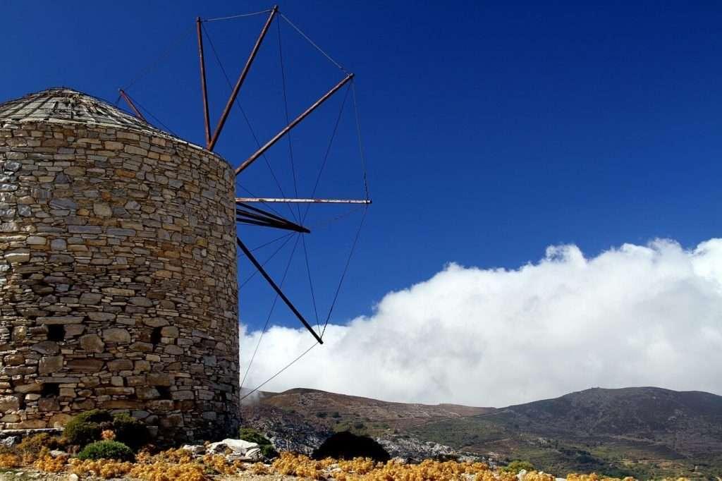 Naxos Isole Cicladi