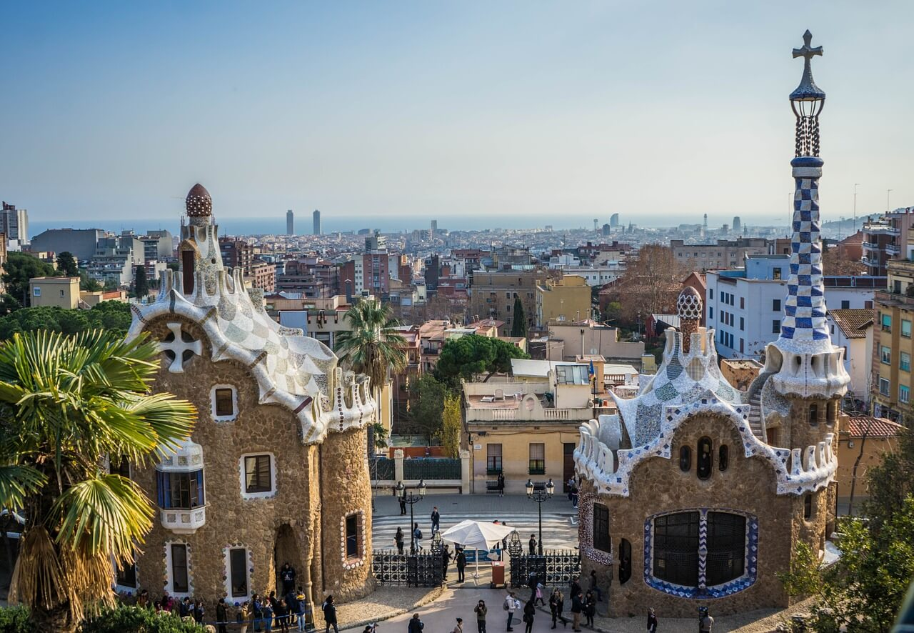Parc guell - Cosa vedere a Barcellona