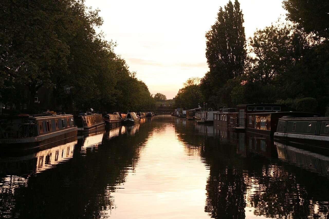 Vedere Londra - Little Venice