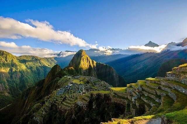 Viaggio di nozze a Machu Picchu