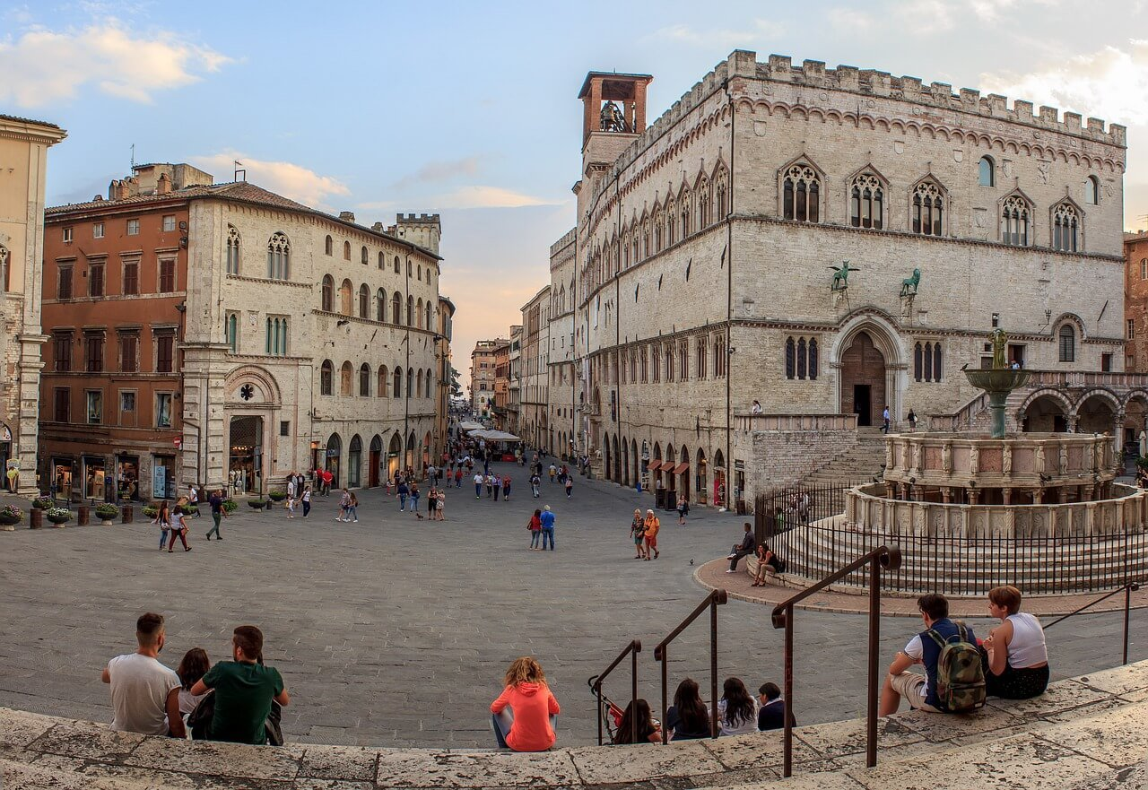Shopping Italia : Perugia