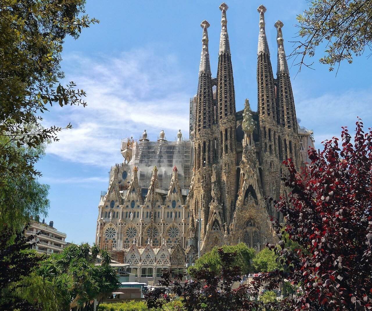 SAgrada Familia - Cosa vedere a Barcellona