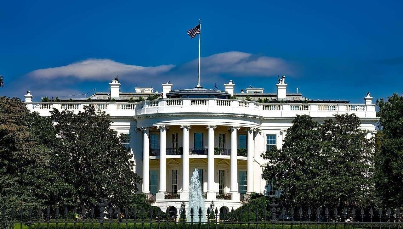 Washington, dal Campidoglio e oltre : La Casa Bianca