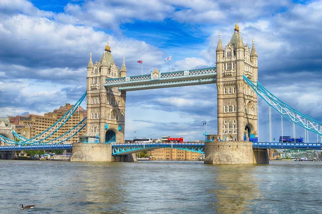 3 giorni a Londra - Tower Bridge